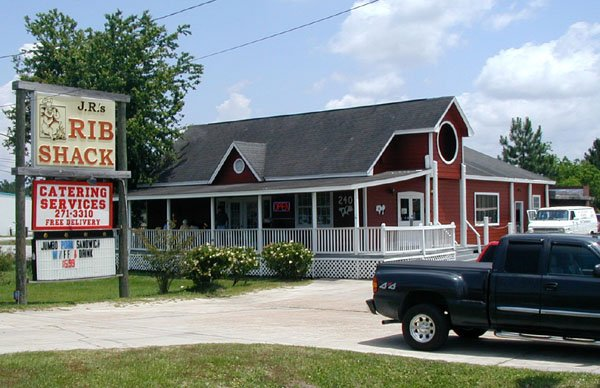 Jr's Rib Shack Lynn Haven, FL